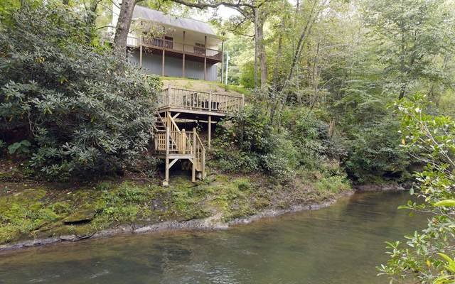 2215 Old Hwy 64 E, Hayesville, NC 28904 (MLS #300952) :: RE/MAX Town & Country