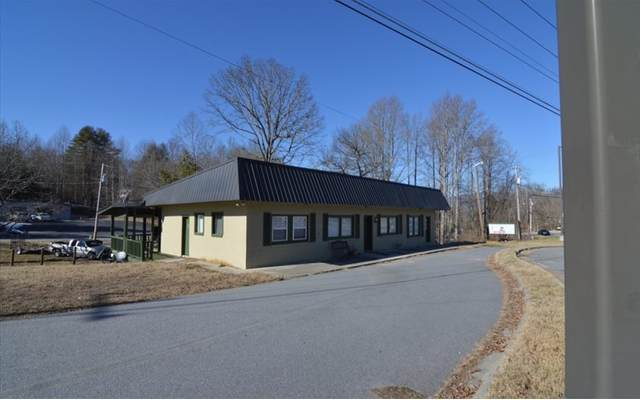 4 Nc 69, Hayesville, NC 28904 (MLS #300966) :: RE/MAX Town & Country