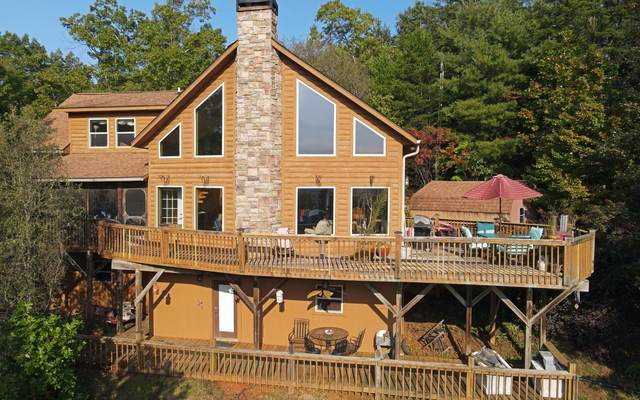 222 Bennetts Trail, Sautee, GA 30571 (MLS #301030) :: RE/MAX Town & Country