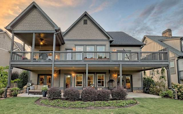 162 Timber Ridge Drive, Toccoa, GA 30577 (MLS #301033) :: RE/MAX Town & Country