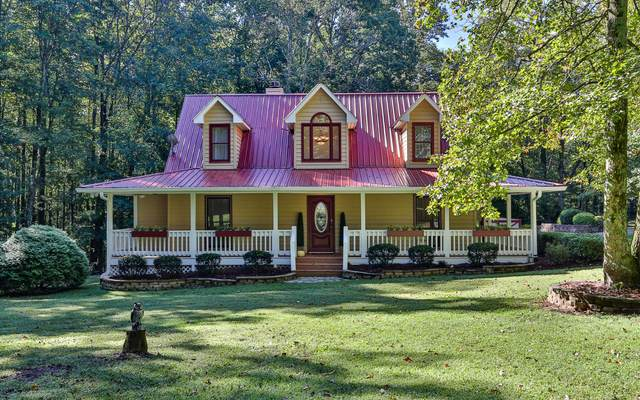 23 White Oak Dr, Talking Rock, GA 30175 (MLS #301069) :: Path & Post Real Estate
