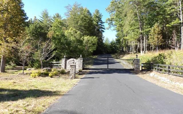 Lot 12 Hawks View, Blairsville, GA 30512 (MLS #301092) :: Path & Post Real Estate