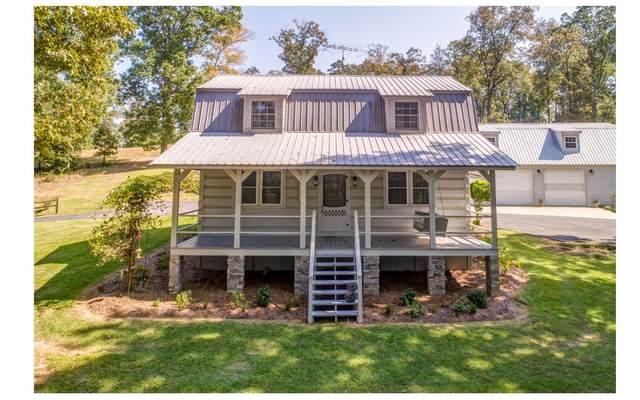 191 NE Craneater Rd, Calhoun, GA 30701 (MLS #301258) :: RE/MAX Town & Country