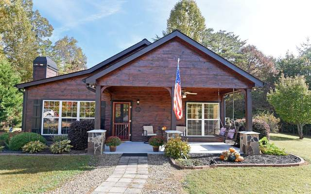 64 Cool Branch Rd., Blairsville, GA 30512 (MLS #301264) :: RE/MAX Town & Country