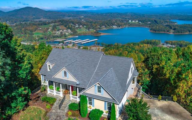 3153 Blue Ridge Trail, Hiawassee, GA 30546 (MLS #301473) :: RE/MAX Town & Country