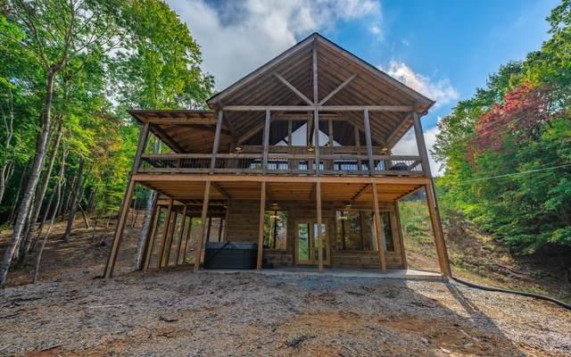 LOT 7 Majestic View, Blue Ridge, GA 30513 (MLS #301518) :: RE/MAX Town & Country