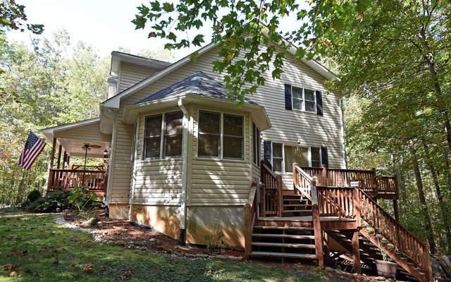 310 Bens Cove Rd, Blairsville, GA 30512 (MLS #301525) :: RE/MAX Town & Country