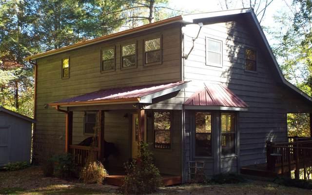 604 Ridgecrest Drive, Blairsville, GA 30512 (MLS #301540) :: RE/MAX Town & Country