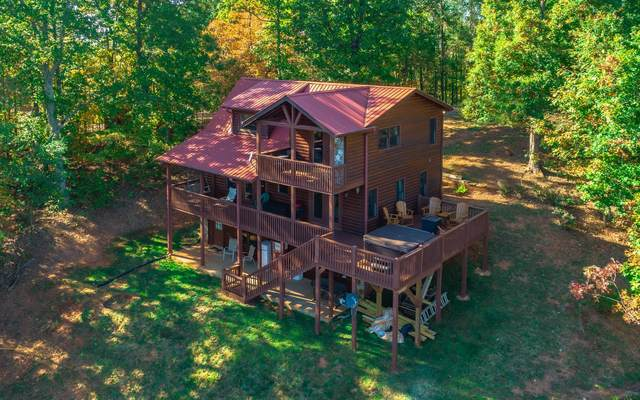 166 Oak Ledge Road, Morganton, GA 30560 (MLS #301548) :: RE/MAX Town & Country