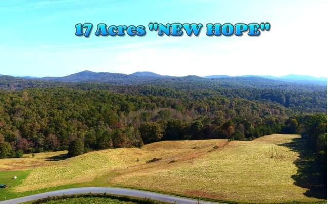 17+AC New Hope Road, MorgantonGA, GA 30560 (MLS #301579) :: RE/MAX Town & Country