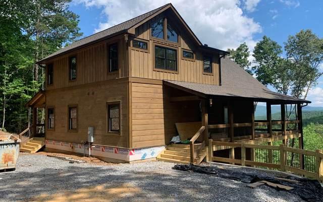 LT 25 Little Creek Overloo, Blue Ridge, GA 30513 (MLS #301642) :: Path & Post Real Estate