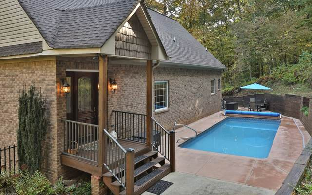 185 Weaver Road, East Ellijay, GA 30536 (MLS #301732) :: RE/MAX Town & Country