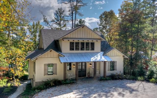 662 Eaton Road, Blue Ridge, GA 30513 (MLS #301742) :: Path & Post Real Estate