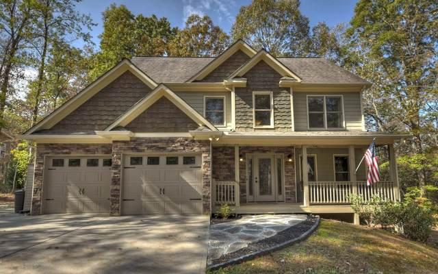 66 Hackney Trail, Ellijay, GA 30536 (MLS #301889) :: RE/MAX Town & Country