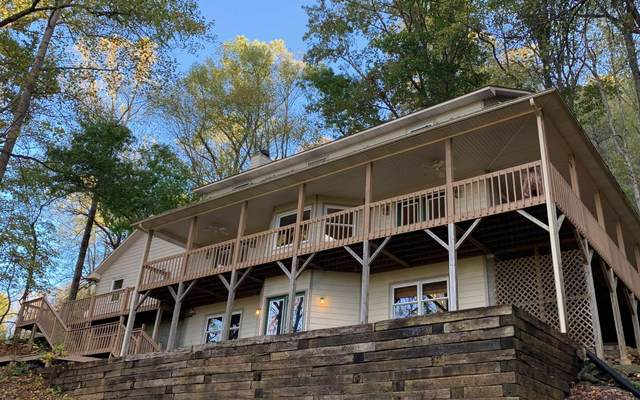 640 High Meadows, Hayesville, NC 28904 (MLS #301936) :: Path & Post Real Estate