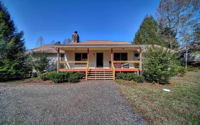 727 Cherokee Hills, Hiawassee, GA 30546 (MLS #302024) :: Path & Post Real Estate