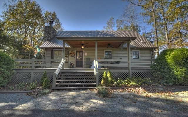 333 Eagles Nest Mtn Rd, Blue Ridge, GA 30513 (MLS #302104) :: RE/MAX Town & Country