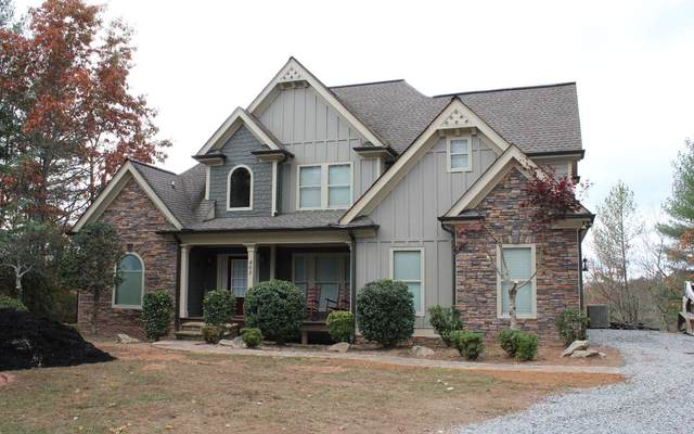 465 Broadtree Ridge, Hayesville, NC 28904 (MLS #302274) :: Path & Post Real Estate