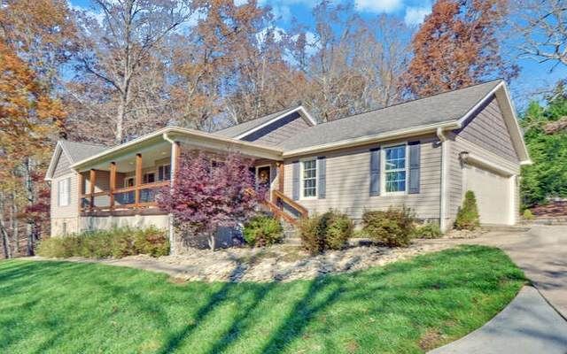 152 Coosa Valley Rd, Blairsville, GA 30512 (MLS #302288) :: RE/MAX Town & Country