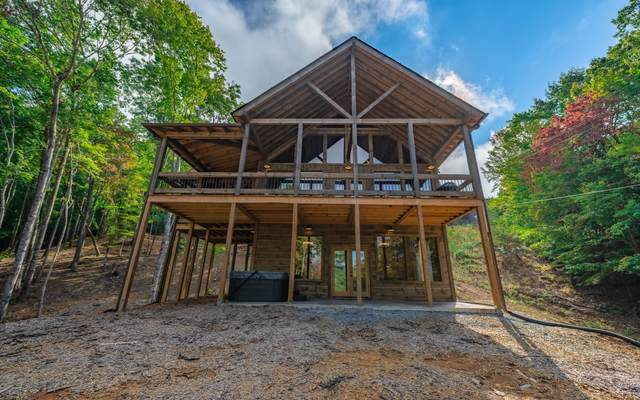 LOT 9 Majestic View, Blue Ridge, GA 30513 (MLS #302296) :: Path & Post Real Estate