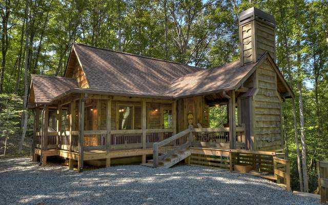 LT12 Majestic View, Blue Ridge, GA 30513 (MLS #302298) :: Path & Post Real Estate