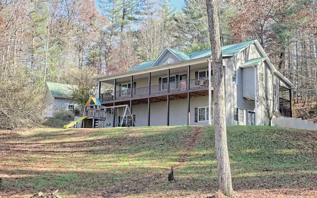 2704 Hi Top Road, Hiawassee, GA 30546 (MLS #302314) :: Path & Post Real Estate