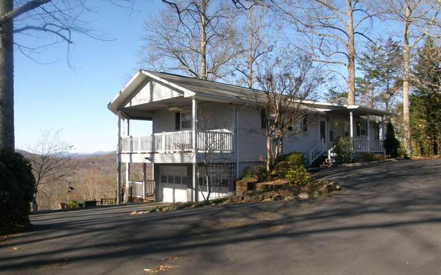 7 Lakeview, Hayesville, NC 28904 (MLS #302381) :: Path & Post Real Estate