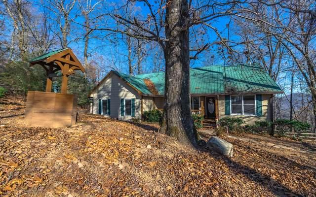 75 Walnut Ridge, Ellijay, GA 30540 (MLS #302471) :: RE/MAX Town & Country