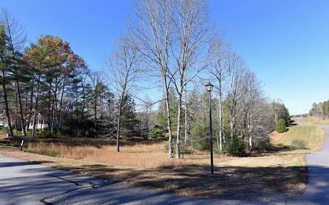 111 The Sanctuary, Blairsville, GA 30512 (MLS #302489) :: Path & Post Real Estate