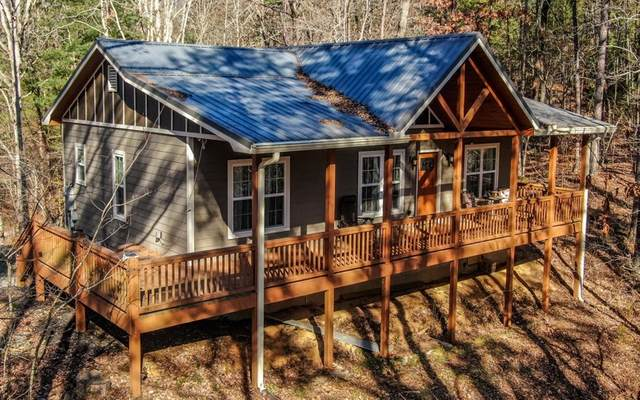 12038 Tails Creek Road, Ellijay, GA 30540 (MLS #302520) :: Path & Post Real Estate