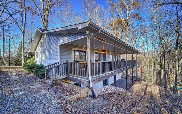 123 Eagles View, Hayesville, NC 28904 (MLS #302536) :: RE/MAX Town & Country