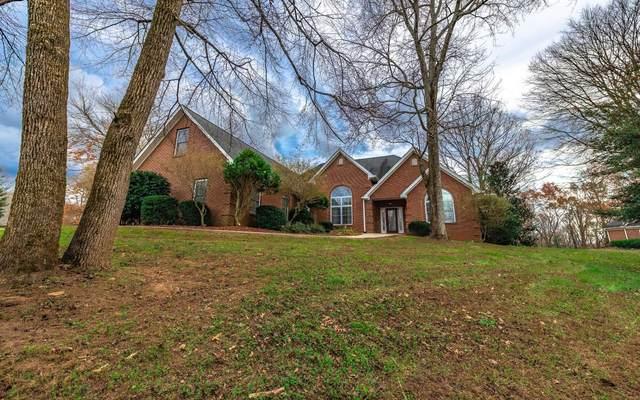 865 The Oaks Drive, Ellijay, GA 30540 (MLS #302597) :: RE/MAX Town & Country