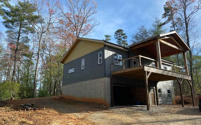 635 Watts Creek Road, Blairsville, GA 30512 (MLS #302600) :: RE/MAX Town & Country