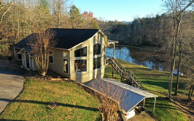 307 Odom Road, Blairsville, GA 30512 (MLS #302603) :: RE/MAX Town & Country