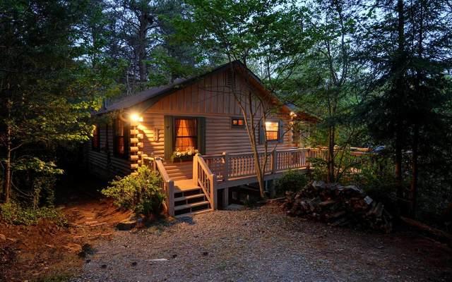 167 River Bend Trail, Ellijay, GA 30540 (MLS #302616) :: RE/MAX Town & Country