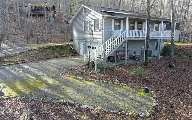 66 Pecks Lane, Blairsville, GA 30512 (MLS #302625) :: RE/MAX Town & Country