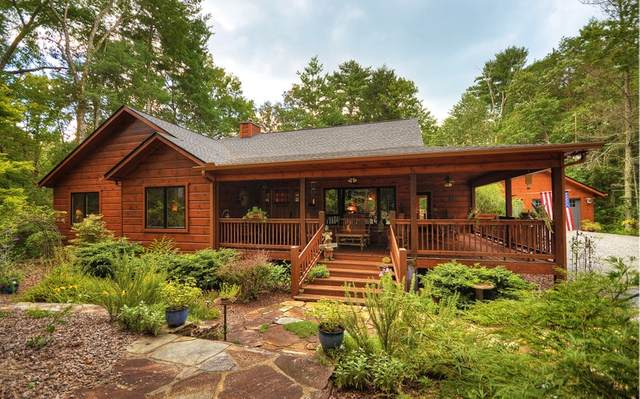 10 Bear Hollow Way, Cherry Log, GA 30522 (MLS #302665) :: Path & Post Real Estate