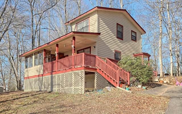 107 Leahs Lane, Blairsville, GA 30512 (MLS #302751) :: Path & Post Real Estate