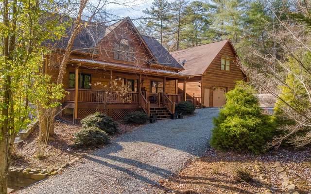 91 Brown Bear Path, Blue Ridge, GA 30513 (MLS #302781) :: RE/MAX Town & Country