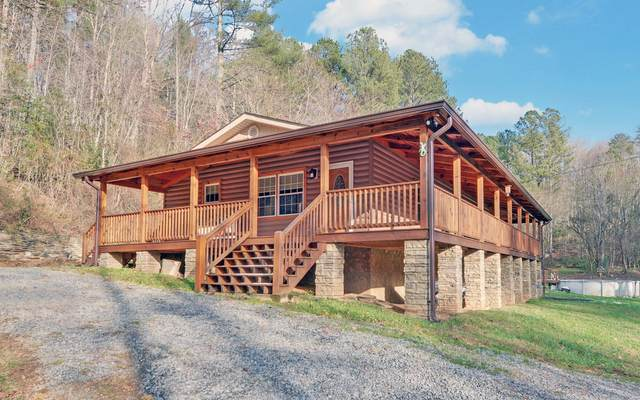 238 Smith Road, Copperhill, TN 37317 (MLS #302792) :: RE/MAX Town & Country
