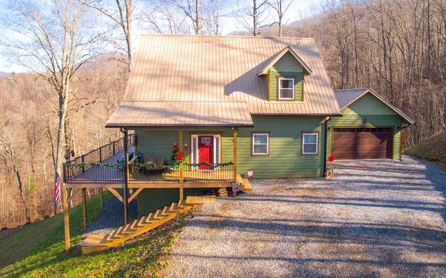 199 Getaway Hollow, Hayesville, NC 28904 (MLS #302889) :: Path & Post Real Estate