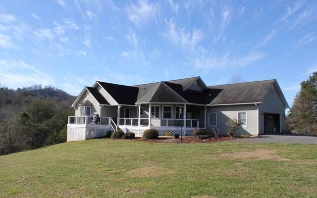 115 Riverbend Drive, Hayesville, NC 28904 (MLS #302989) :: Path & Post Real Estate