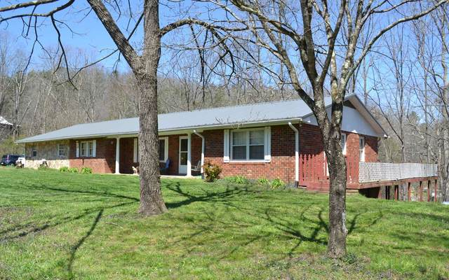 805 Grassy Creek Rd, Copperhill, TN 37317 (MLS #303067) :: RE/MAX Town & Country