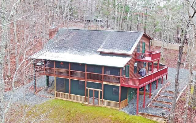 261 Eagle Top Drive, Morganton, GA 30560 (MLS #303078) :: Path & Post Real Estate