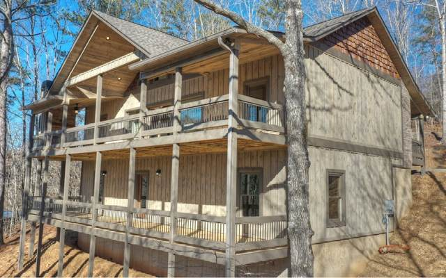 65 Dawn Lane, Ellijay, GA 30540 (MLS #303102) :: RE/MAX Town & Country