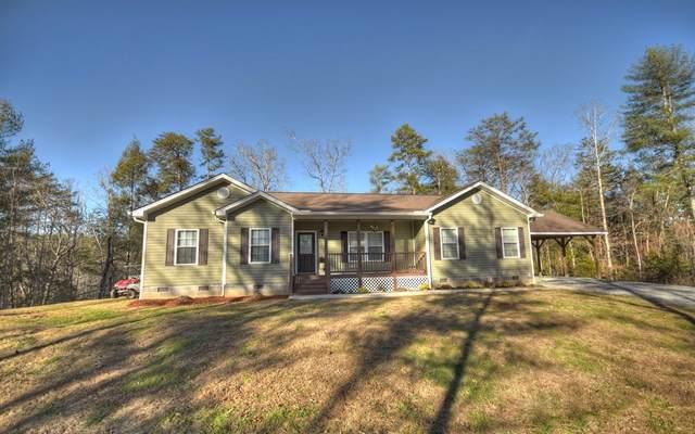164 Cherry Log Trail, Cherry Log, GA 30522 (MLS #303109) :: RE/MAX Town & Country