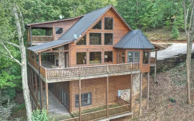 235 Rabbit Ridge, Morganton, GA 30560 (MLS #303110) :: Path & Post Real Estate