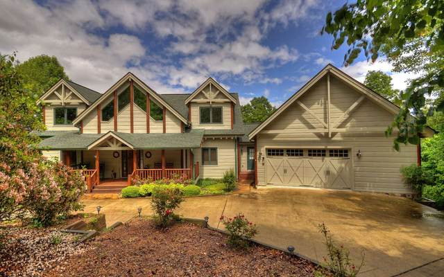 260 Living Water Dr, McCaysville, GA 30555 (MLS #303114) :: RE/MAX Town & Country
