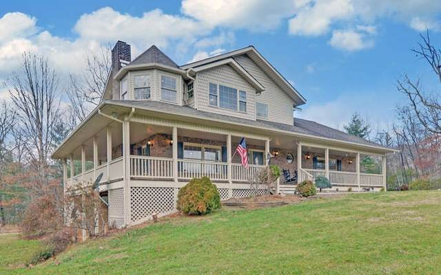 1272 Sky Trek Dr, Murphy, NC 28906 (MLS #303125) :: Path & Post Real Estate