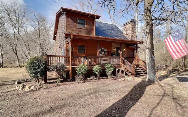 216 Manassas Trail, Mineral Bluff, GA 30559 (MLS #303140) :: Path & Post Real Estate